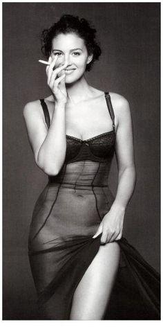 Monica Bellucci by Gian Paolo Barbieri