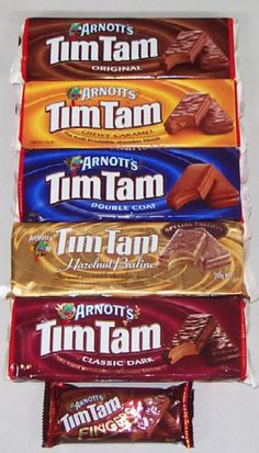 The best biscuit ever. The Tim Tam Slam, you just have to try it to appreciate… Tim Tam, Aussie Food, Australian Food, My Favorite Food, Favorite Recipes, My Favorite Things, Best Cookies Ever, Snack Recipes, Snacks