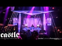CASTLE NIGHTCLUB PROJECTION MAPPING & LED INSTALLATION