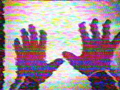 Animated Glitch GIF: Mark Vomit † #gif #animatedgif #glitch #glitchart #video #loop #glitchgif #hands #static #corrupt #images #imagery #static #animatedglitchgif #MarkStatic