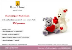 Saint Valentines Day at Hotel S. Pedro