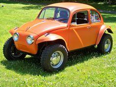 Image result for vw baja bug Vw Baja Bug, Vw Beetles, Good Ol, Cars Motorcycles, Cool Cars, Bugs, Volkswagen, Antique Cars, Monster Trucks