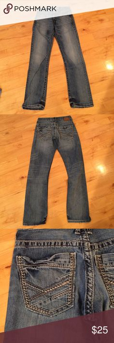 """Men's BKE Jeans Men's BKE Jeans in great condition. Size 28R. These are the """"Carter"""" straight fit. Buckle Jeans Straight"""