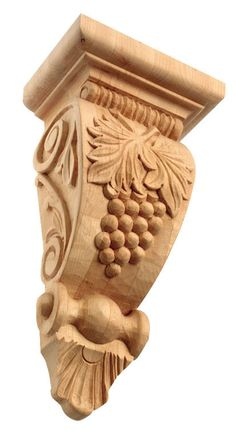 corbels - decorative supports that impart impeccable style. http