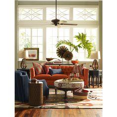 Thomasville Upholstery/Leather SURREY SOFA (LARGE)