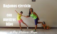 Entrenamiento Para niños- Ejercicios para niños - Dey Palencia Reyes