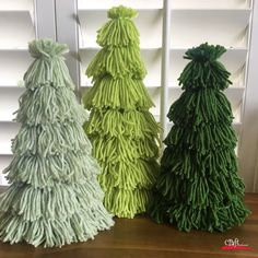 These Tassel Yarn Trees are a fun and easy way to create your own new seasonal decor. We used the Clover Tassel Maker to make them. If you haven't tried it yet, it's kind of addictive (same goes for the pompom maker). See our other Create posts of Yarn Wrapped Cone Trees and Pom Pom …