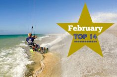 Christmas is done - now's time to plan your next #kitetrip. So where's best in February? All you need to know is here http://buff.ly/1JE1DrF #kitetravel #kitesurfing #kiteboarding #kitespots