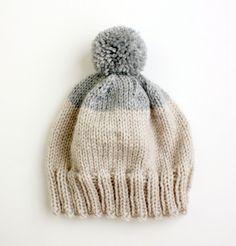 Weekender Hat in Grey