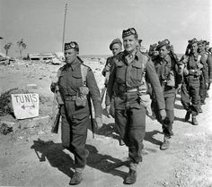 British; Gordon Highlanders, North Africa, 1942