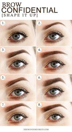 brows style - Cerca con Google