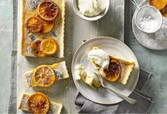 An elegant dessert that will be the perfect finish for your next dinner party