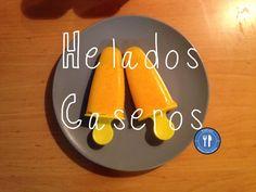 Helados caseros | Recetas Clean Eating