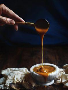 Low-Carb Caramel Sauce