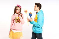 Flower or Lollipop? Kiss better, no?