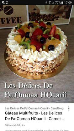 Cake Recipes, Dessert Recipes, Desserts, Cake Decorated With Fruit, Birtday Cake, Fresh Fruit Cake, Fruit Wedding Cake, Daisy Cakes, Tres Leches Cake