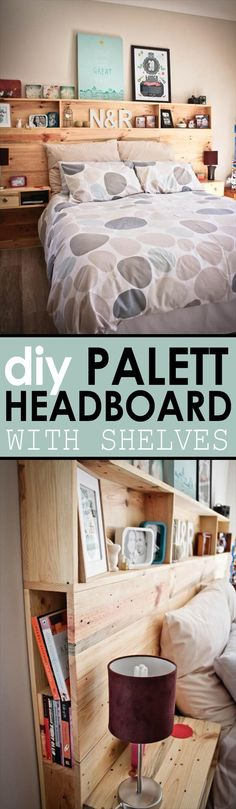 Shelfing Smart with Pallets