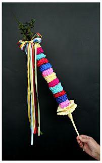 Poland, Folk Art, Decorations, Spring, Outdoor Decor, How To Make, Handmade, Diy, Inspiration