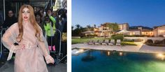 See Inside Lady Gaga's New $23 Million Mansion—Complete With Bowling Alley  - HouseBeautiful.com