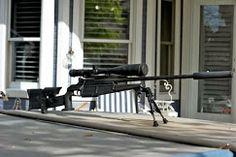 Blaser LRS2 Sniper Rifle