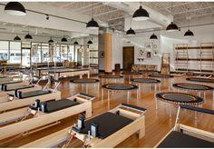 Wade Weissmann Architecture - Portfolio - Pilates Studio