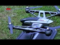 Video example of Yuneec Typhoon Q500 4K FPV 5.8G 10Ch RC Quadcopter Drone Unboxing and first look! - YouTube