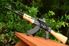 The RAS-47 is an American made AK-47 from Century. The rifle answers a lot of questions we've had about the quality of American AKs. Read our review.