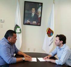 Neftalí Del Toro gestiona recursos para mejorar la seguridad de los tapachultecos.   http://noticiasdechiapas.com.mx/nota.php?id=82665
