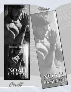 Noah Hamilton d'Alexandra Gonzalez L178 Hamilton, Ps, Polaroid Film, Cover, Books, Collection, Livres, Libros, Book