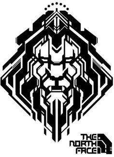 Theme Design, Icon Design, Logo Design, Geometric Wolf, Geometric Shapes, Circuit Tattoo, Cyberpunk Tattoo, Tech Art, Funny Phone Wallpaper