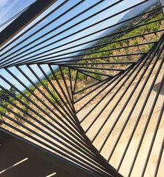 miniature Portail Fer Triangle Inifini, Bédarrides, Home & Steel - décorateur d'intérieur