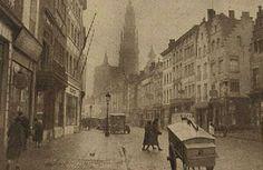 Eiermarkt, 1932, bron GVA