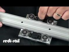 How-to Video: Adjusting Pre-load on Low Profile Redi-Rail - YouTube