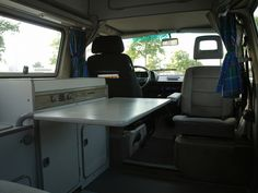 vw t3 california westfalia by nepelsky, via Flickr