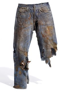 Worth digging for! One of Viktor Fredbäck finds from his book True Fit – A Collected History of Denim