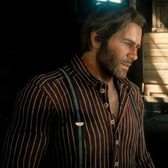 Red Redemption 2, His Eyes, That Look, Sexy, Anime, Cartoon Movies, Anime Music, Animation, Anime Shows