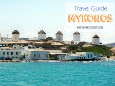 Discover the best beaches, foodie spots and hidden gems in the beautiful Greek island of Mykonos!