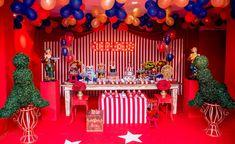 Boneca, circo, ursinho: confira diversos temas de festa para crianças