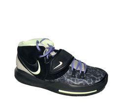 Nike Kyrie 6 Asia Mens Basketball Shoes 10 Black CD5031-001 #Nike #Sneaker #ActivewearCasual