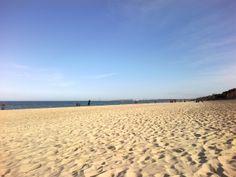 Gdańsk plaża