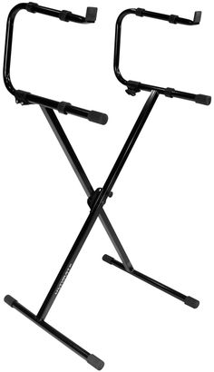 Ultimate IQ1200 Two Tier X-Keyboard Stand | PSSL