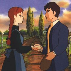 1000 images about ann of green gables on pinterest anne for Anne la maison aux pignons verts anime