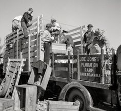 High-resolution vintage photo archive with thousands of HD images. Vintage Florida, Old Florida, Buddhist Meditation, Small Trucks, Dust Bowl, Great Depression, Photo Archive, Historical Photos, Black History