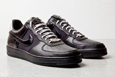 "Nike Air Force 1 Downtown ""Chrome"""