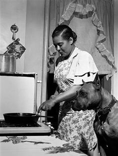 Billie Holiday, foto de Herman Leonard