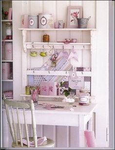 Style Déco : Le style Shabby Chic