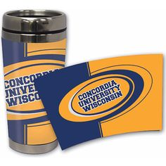 Fanatic Cards® Concordia University Wisconsin 16 oz. Tumbler $11.95