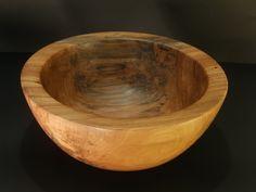 Spalted Apple tree bowl Ervin Horn