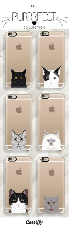 For all you Crazy Cat Ladies out there, this one is for you! The Purrrrfect Collection featuring Pet Friendly is now available here: http://www.casetify.com/artworks/vvETLaZBg0
