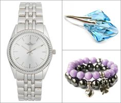 Polish blogger Maria's ideas for jewellery for different colour seasons: Bright Winter